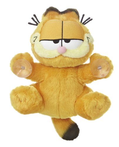 "Aurora World Garfield Just Clinging Around 7.5"" Plush"