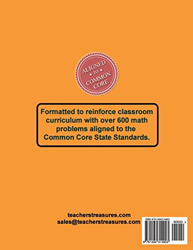 Nevada 5th Grade Math Test Prep: Common Core Learning Standards