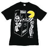 プレイング パックマン Tシャツ Mサイズ [並行輸入品]