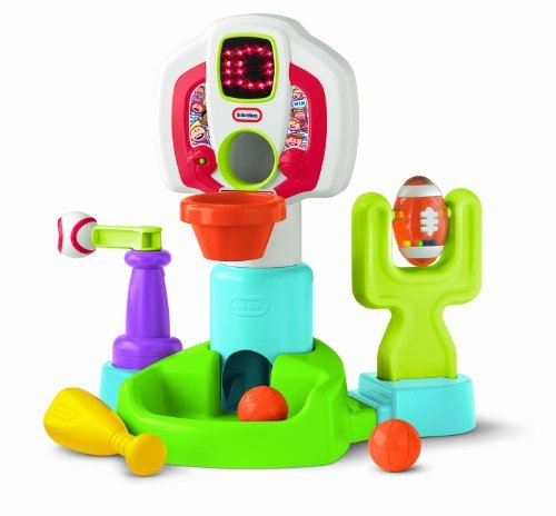 Little Tikes Discover Sounds Sports Center Children, Kids, Game front-990540
