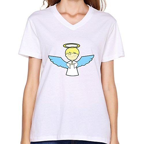 roy-womens-fantasy-movie-the-littlest-angel-district-v-neck-tee-shirt-white