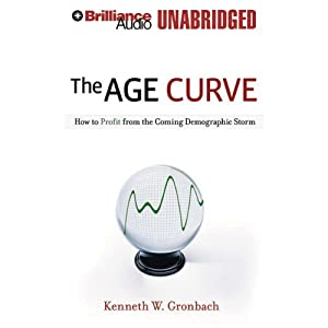 The Age Curve: How to Profit from the Coming Demographic Storm | [Kenneth W. Gronbach]