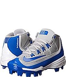 Nike HUARACHE 2KFILTH KEYSTONE M BG SIZE 1Y Wolf Grey/Game Royal Blue-White