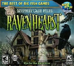 Mystery Case Files Ravenhearst Computer Software Game