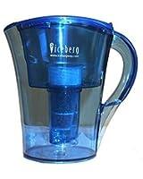 Carafe filtrante eau triple action Alcaline Longue durée IONWATER - ICEP-102