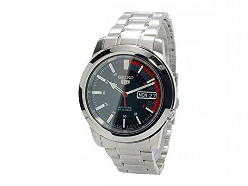 [セイコー] SEIKO 腕時計 5 ファイブ 自動巻き SNKK31J1 メンズ