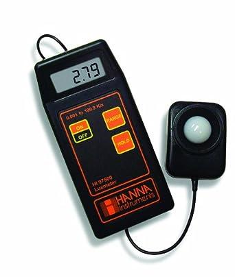 Hanna Instruments Portable Lux Meter