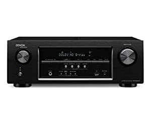 Denon AVRS500BT-R Recertified 5.2 Channel A/V Refurbished Receiver