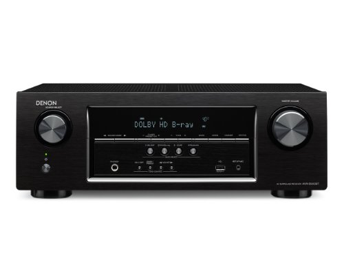Discover Bargain Denon AVRS500BT-R Recertified 5.2 Channel A/V Refurbished Receiver with 4K Capabili...