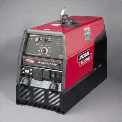 Ranger 250 Welder/Generator with Engine Options Engine Type: Subaru Robin Engine