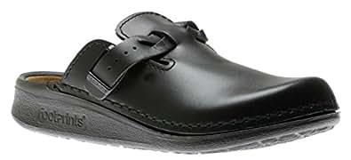 Footprints Antwerpen Oiled Black Leather (45)