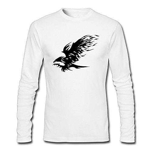 bald-eagle-long-sleeve-mens-t-shirt