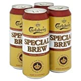 CARLSBERG Special Brew Premium Danish Lager 24x 500ml Cans