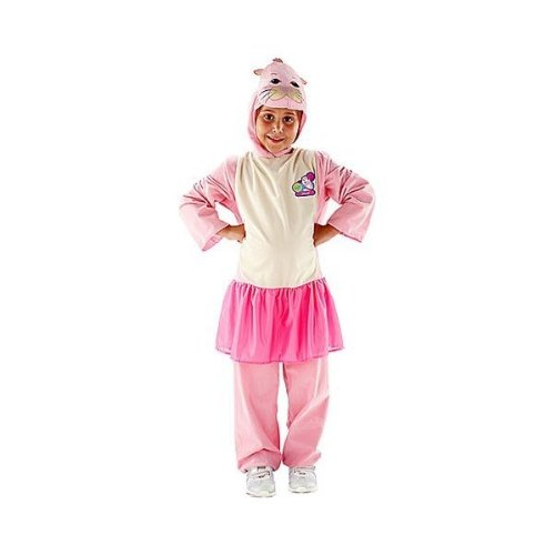Cepia Girls 'Zhu Zhu Pets Jilly' Child Costume, Pink, One Size