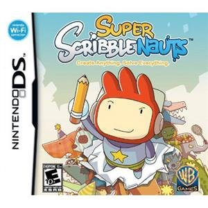 NEW Super Scribblenauts DS (Videogame Software)