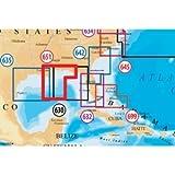img - for Navionics MSD/651P+ Platinum Plus Central Gulf of Mexico Marine Map - North America - United States - Louisiana Florida - Baton Rouge - Central Gulf of Mexico - Fishing book / textbook / text book