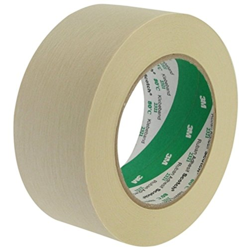 3M Masking Tape 2321 50mm x 50m Roll