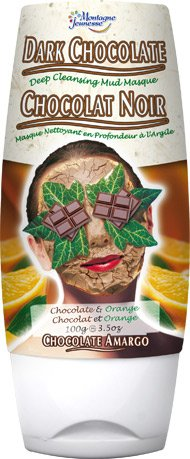 Montagne Jeunesse Dark Chocolate Indulgent Spa Face Masque
