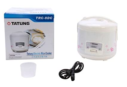 Tatung TRC-8DC 8 Cups Electric Rice Cooker