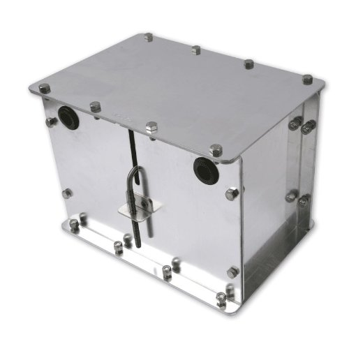 NOCO HM227 Black Aluminum Group 24-27 Bolt-Together Battery Box