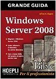 echange, troc  - Windows Server 2008. Bible