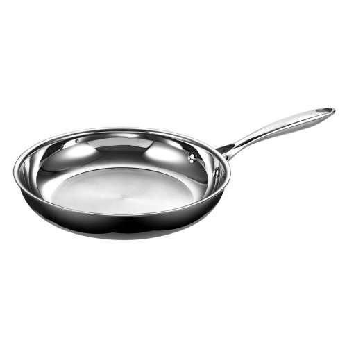 Cooks Standard NC-00216 Multi-Ply Clad Stainless Steel 10.5 inch Fry Pan