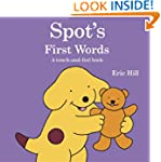 Spot's First Words: A touch-and-feel...