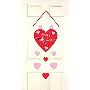 "Felt Valentines Day Door Banner - 22"" from Amscan"