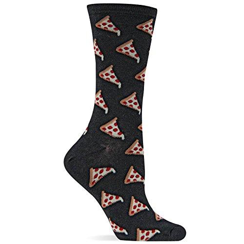 hot-sox-pizza-crew-sock-black-womens-4-105