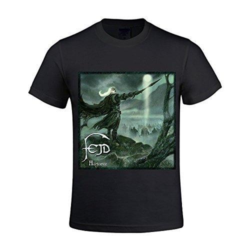 Härjaren Fejd Men Crew Neck T Shirts For Boys