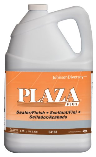 FINISH, FLOOR, SEALER, PLAZA, PLUS, 1GAL