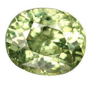 1.26 Ct. Natural Russian Demantoid Garnet Gems