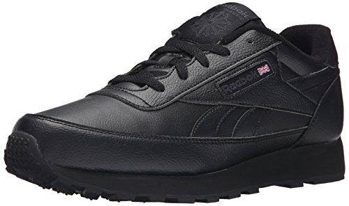 Reebok Men's Classic Renaissance Fashion Sneaker, Black/Dhg Solid Grey, 8 M US (Reebok Classic Mens Sneakers compare prices)