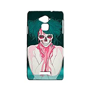 BLUEDIO Designer Printed Back case cover for Coolpad Note 3 - G4096