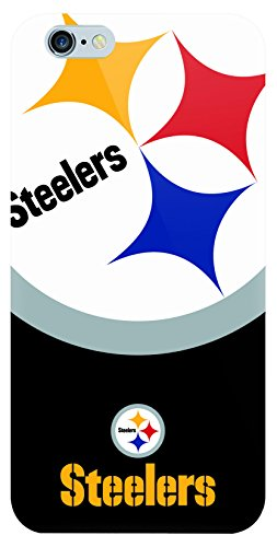 NFL Pittsburgh Steelers Sports XL TPU Case for iPhone 6 from SteelerMania