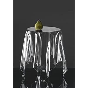 Amazon.com: ESSEY Illusion Side Table - Clear: Home & Garden from amazon.com