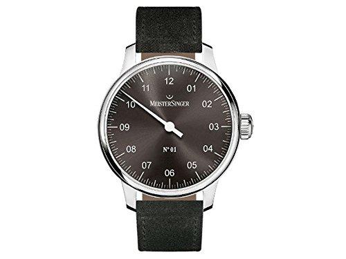 Meistersinger reloj hombre N01 AM3307