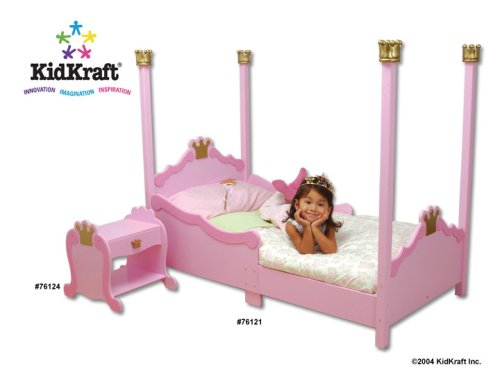 Cheap Princess Toddler Bedroom Set by Kidkraft (76121RoomSet)