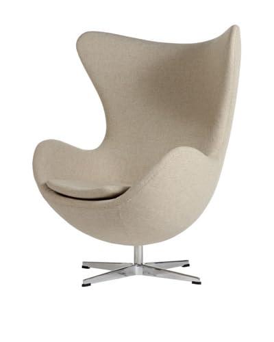 Stilnovo The Slattery Lounge Chair, Beige