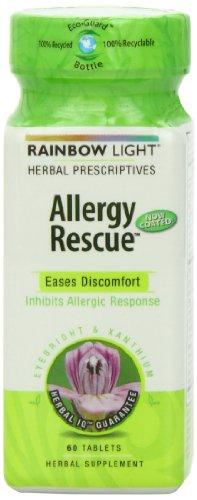 Rainbow Light allergie alimentaire sauvetage