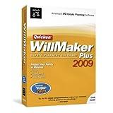 Quicken WillMaker Plus 2009 ~ Nolo Press