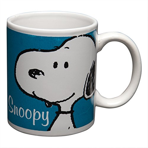Peanuts - Snoopy Now And Then Coffee Mug