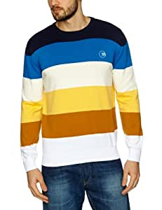 Billabong Herren Strickpullover Agung, new navy, S, M1JP03