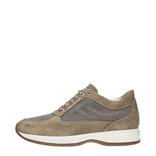 Soldini 15820-0-G46 Sneakers Uomo Scamosciato Sand Sand 42