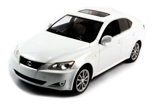 Best Officially Licensed Lexus IS350 Electric RC Car 1:14 RTR (Colors May Vary) Authentic Body Styling