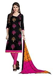 Surbhi Fashion-SDVI-ELIFA11128-Designer Semi Stitched Dress Material