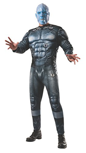 Rubie's Costume Men's Marvel Universe The Amazing Spiderman 2 Deluxe Electro Costume