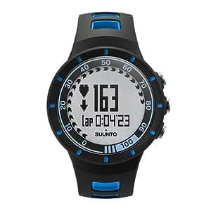 Suunto SS019159000 Montre/cardiofréquencemètre Quest Bleu