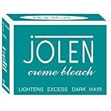 1 X Jolen Creme Bleach 18gm Lightens Dark Facial Hair Skin Fairness Cream Bleach