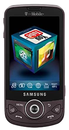 Samsung Behold II t939, Black (T-Mobile)